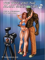 Kaos Comics- The Wife and the Black Gardeners 2 Complete!- Sex Comics