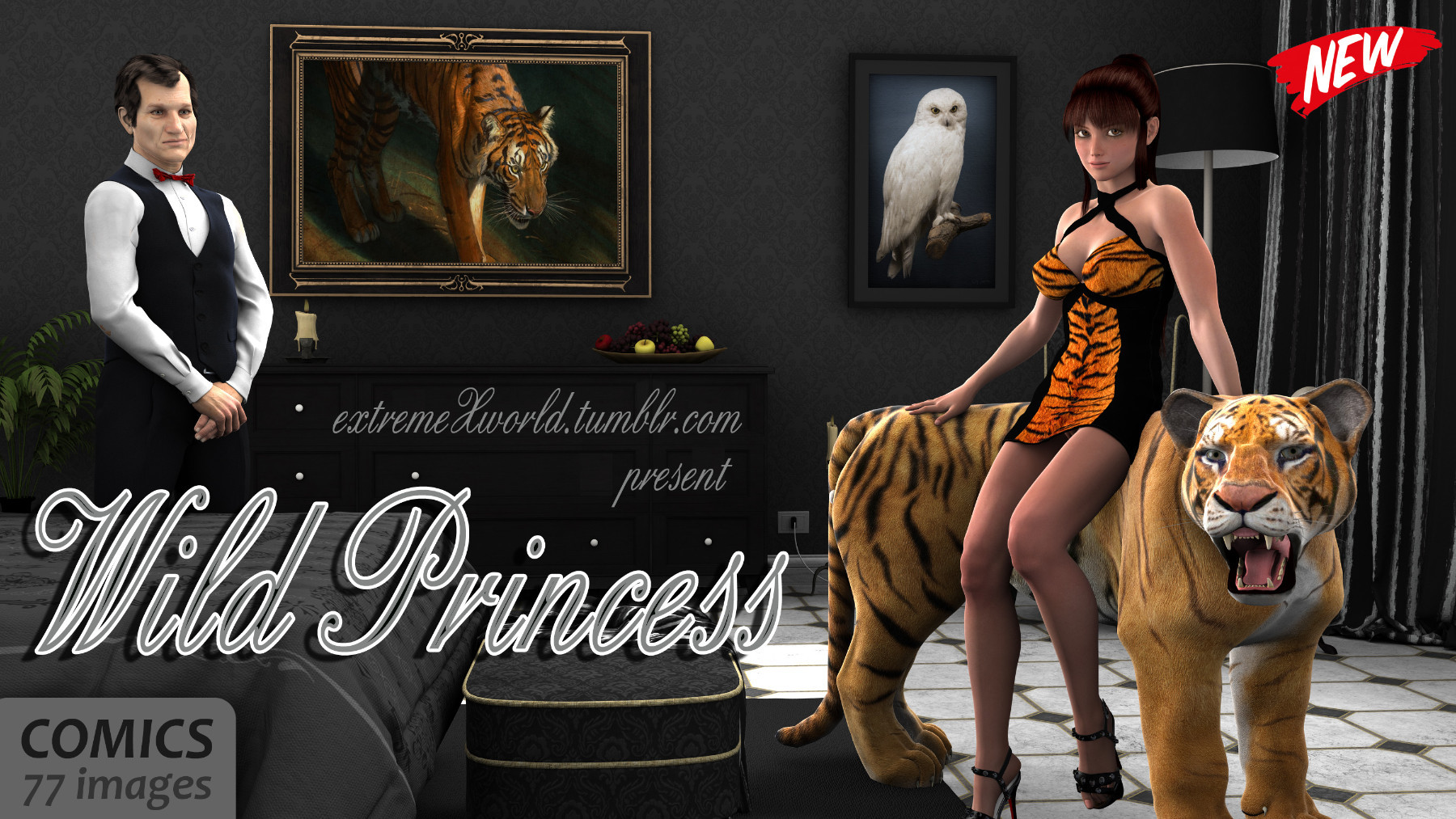 Free Animal Sex Porn Sites extremexworld – wild princess – sex and porn comics