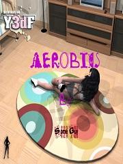 Y3DF – Aerobics – Incest Porn Comics