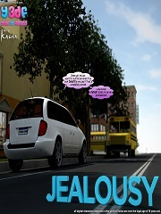 Y3DF – Jealousy – Sex And Porn Comics
