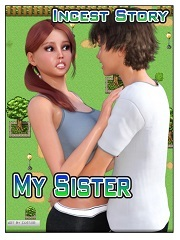 ICSTOR – My Sister – Incest Story – Sex And Porn Comics