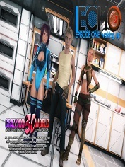 CrazyXXX3DWorld - Echo 1 - Waking Up - Sex And Porn Comics