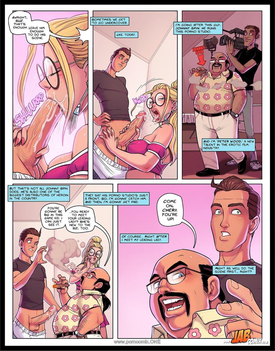 Free Read Sex Comic jab comix – spy games – sex and porn comics