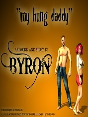 My Hung Daddy - Byron - Sex And Porn Comics