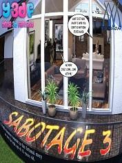 Y3DF – Sabotage 3 | 3D Incest Porn Comics