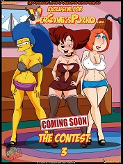 The Contest 3 - The Simpsons & Family Guy Porn Parody Comics