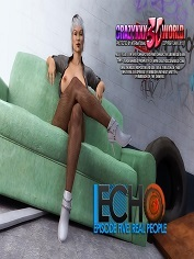 CrazyXXX3DWorld - Echo 5 - Real People - 3D Sex And Porn Comics