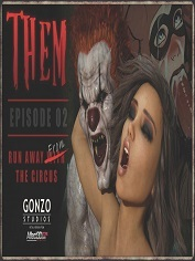 Gonzo – Them – Episode 3 – Monster Sex And Porn Comics