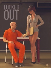 Maxsmeagol – Locked Out – Sex And Porn Comics