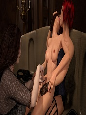 Shay's Special Training – Morfium | 3D Sex And Porn Comics