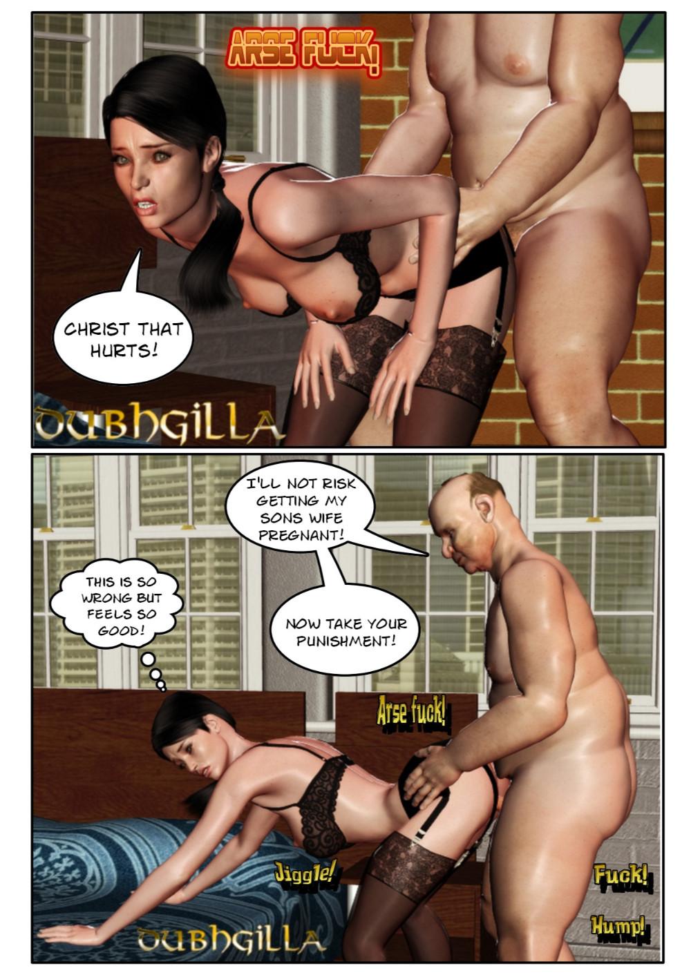 Adult Incest Sex Comics dubhgilla - hot daughter in law   family sex and porn comics
