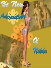 The New Adventures of Nikko 1 by Revenant – XTreme3D – Porn Comic