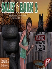 ExtremeXWorld - Sally & Bark 2 | 3D Animal Sex Porn Comics