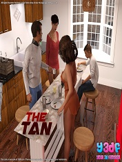 Y3DF - The Tan | 3D Incest Sex and Porn Comics
