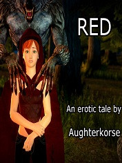 Aughterkorse - Red - A Little Red Riding Hood Story | Sex Comics
