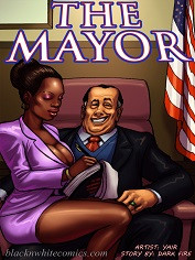 The Mayor - BlacknWhiteComics | Sex and Porn Comics