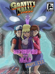 Butterflies in My Head Part 3- Gravity Falls- SealedHelm- Sex Comics