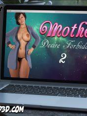 CrazyDad3D-Mother, Desire Forbidden 2