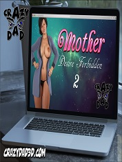 Mother, Desire Forbidden 2 - [CrazyDad3D] | Sex Comics