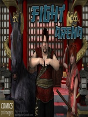 ExtremeXWorld - Fight Arena | Sex & Porn Comics