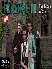 Penance 3 – The Story of Sin – ExtremeXWorld – Sex and Porn Comics