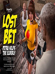 Supafly - Lost Bet - Petra Helps The Elderly | Sex & Porn Comics