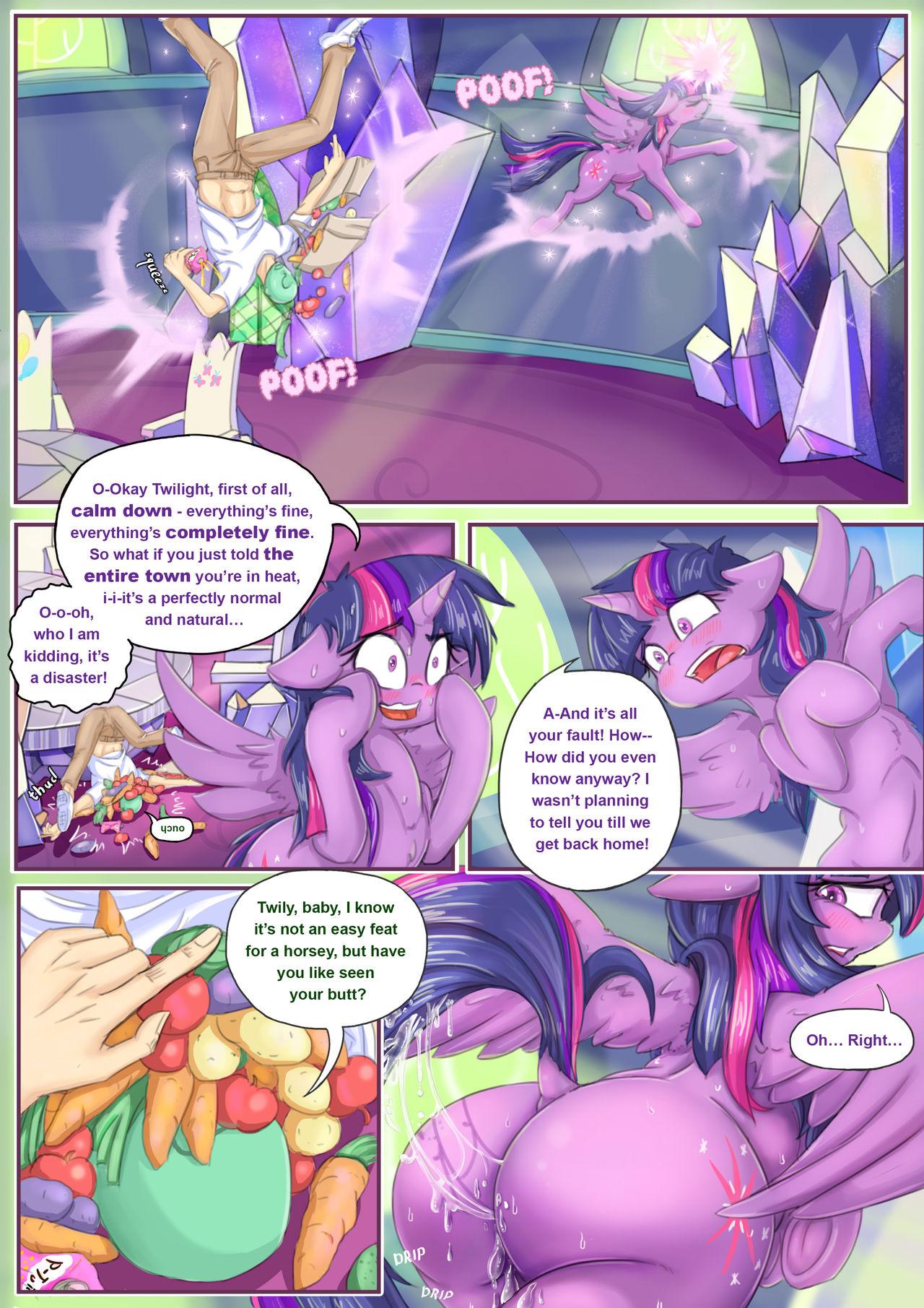 Sex Magic My Little Pony