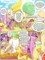 Alcor – A Display of Passion – My Little Pony: Classic | Sex Comics