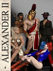 Alexander II Part 4 - DangerousLines | Sex & Porn Comics