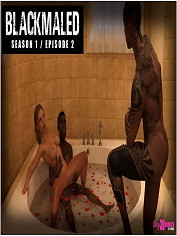 Sexy3DComics – Gonzo – Blackmailed 2 | Sex Comics