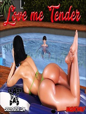 CrazyDad3D - Love Me Tender | Sex & Porn Comics