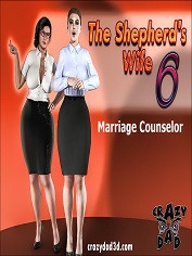 CrazyDad3D - The Shepherd's Wife 6, Marriage Counselor | Sex Comics