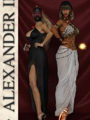 DangerousLines-Alexander II-part 2