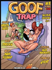 Goof Trap 3 - Maximum Snooping part 1 - Jab Comix | Sex Comics