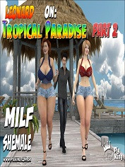 Pig King - Tropical Paradise Part 2 | Sex Comics