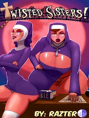Razter - Twisted Sisters | Sex Comics