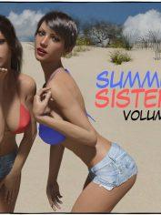 TGTrinity-Summer Sisters Volume 2