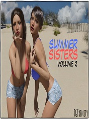 Summer Sisters Volume 2 – TGTrinity | Sex & Porn Comics