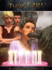 Hibbli3D-Thief Ezri-Blow My Candle