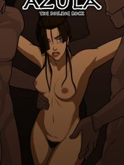 Avatar-Azula in the Boiling Rock