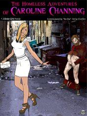 Everfire-The Homeless Adventures of Caroline Channing