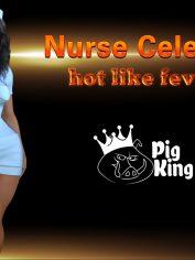 Pig King-Nurse Celeste