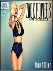 Zack Powers Issue 12 – TGTrinity