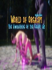 Lord Kvento – World of Orgasm – The awakening of the golem 2