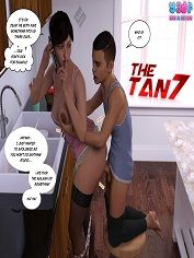 Y3DF – The Tan 7 – Incest Sex & Porn Comics