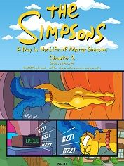 The Simpsons – A Day in the Life of Marge Simpson 2