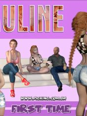 Pig King-Pauline-First Time