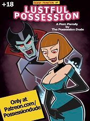 Possession Dude – Lustful Possession (Danny Phantom Porn Parody)