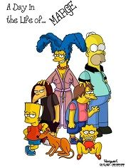 The Simpsons - A Day in the Life of Marge