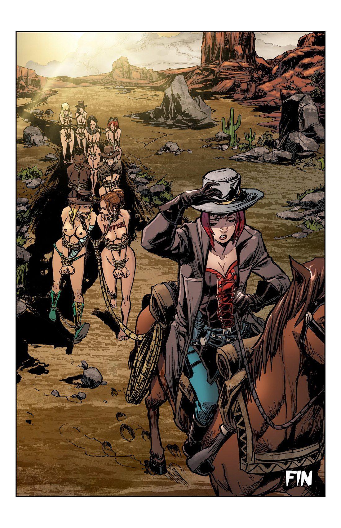 Cowboy Bondage Porn